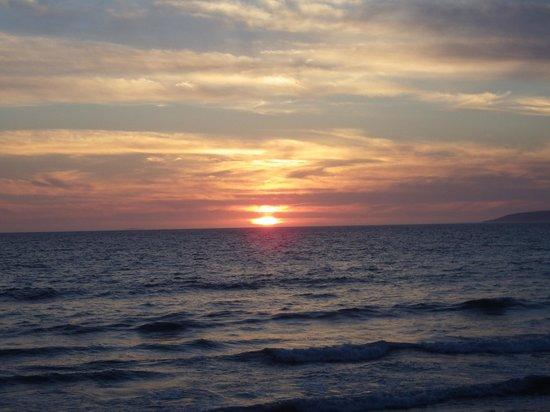 Dreams Villamagna Nuevo Vallarta: Beautiful Sunset