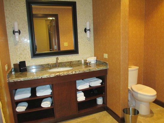 Downstream Casino Resort : bath
