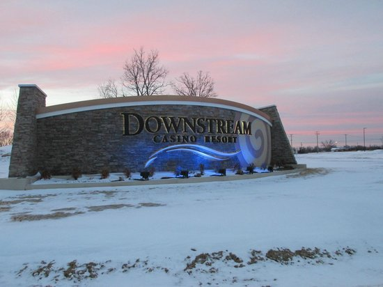 Downstream Casino Resort: Entry