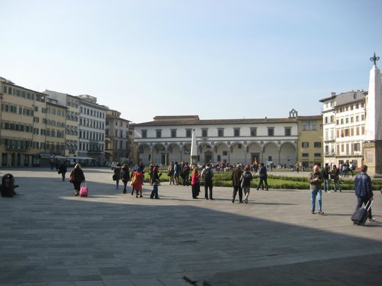 Piazza di Santa Maria Novella: Piazza Santa Maria Novella