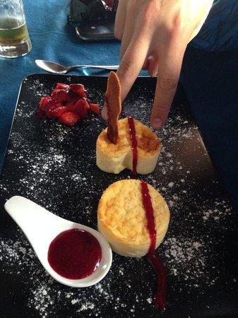 Solievo: tarta de queso sabrosa y auténtica