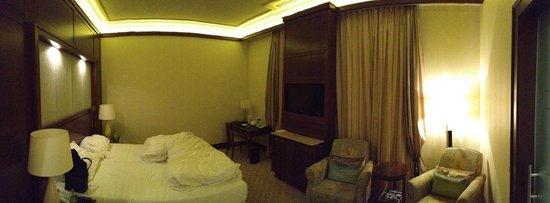 Excelsior Hotel Ernst: 180° Room