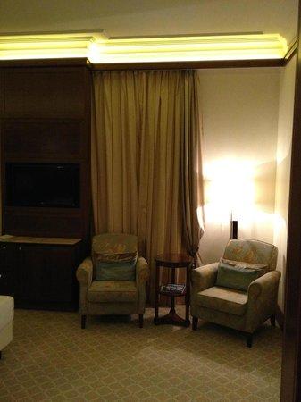 Excelsior Hotel Ernst: Room
