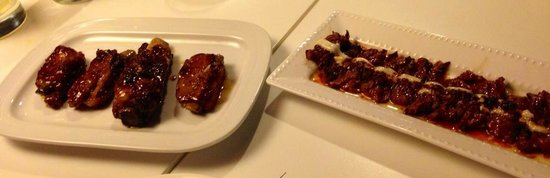 Tapeo: Ribs and Lamb