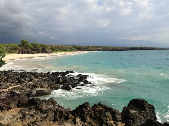 Hapuna Beach Prince Hotel: Practically your own private beach