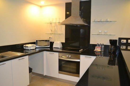 Presidential Suites - Punta Cana: Cocina, comodisima