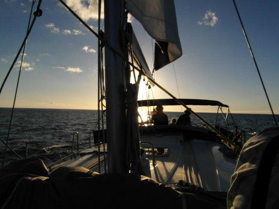 Les Balades de Keila : à bord du Keila