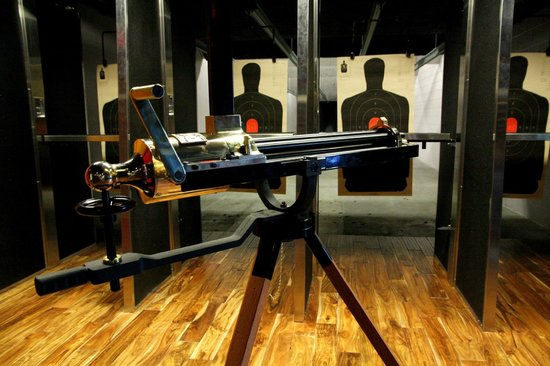 Strip Gun Club: Model 1862 Gatling Gun