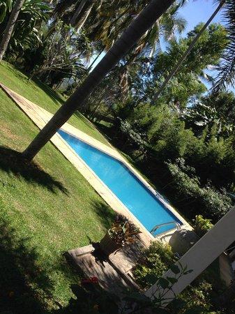 Victoria Golf & Country Resort : η πισινα του σπιτιου