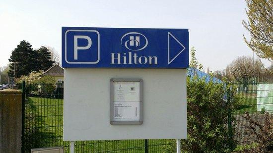 Hilton Strasbourg: 20 EUR