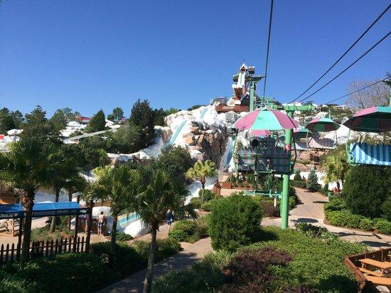 Disney's Blizzard Beach Water Park: Vista