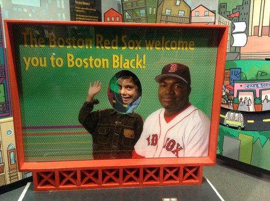 Boston Children's Museum : That's me!