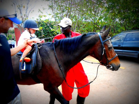 Speke Resort and Conference Centre : Horse Ride 2