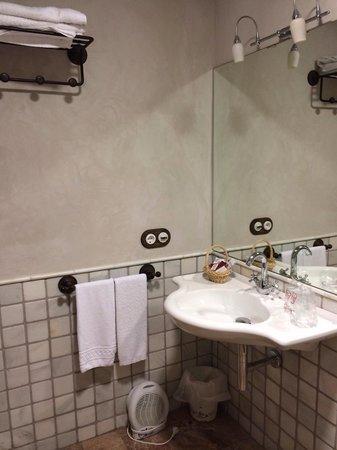 Hotel Rural Las Arribes: Baño