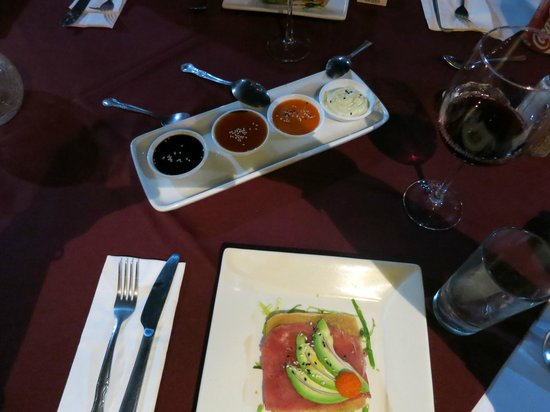 Buffalo BBQ : tuna