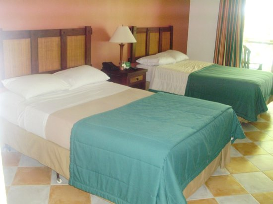 Royal Decameron Golf, Beach Resort & Villas : dormitorio
