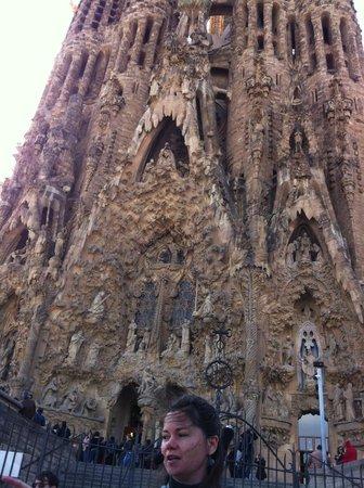 Runner Bean Tours Barcelona: Segrada Familia