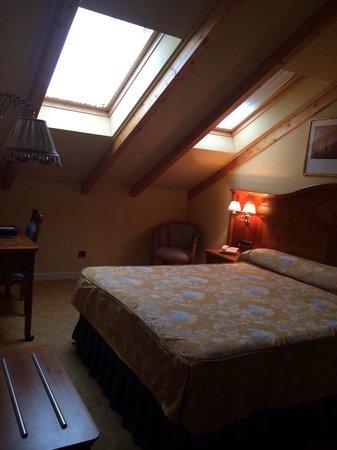 Hotel Horus Zamora: Habitación