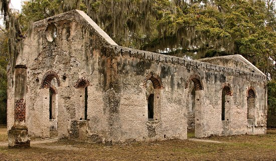 Chapel of Ease: Fire Damage Still Apparent