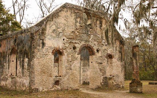 Chapel of Ease: Charred Facade