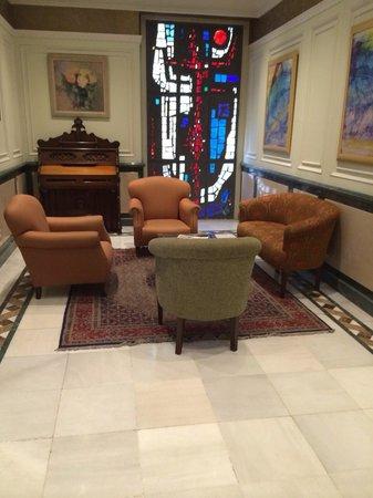 Hotel Horus Zamora : Salón