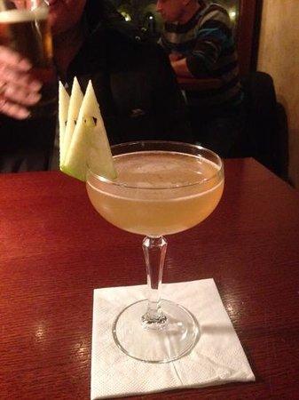 Hotel Copernicus: polish martini
