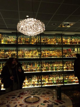 The Scotch Whisky Experience: Amazing