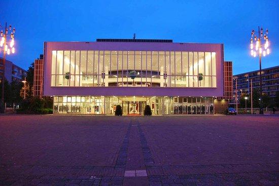 Parkstad Limburg Theaters: Entree
