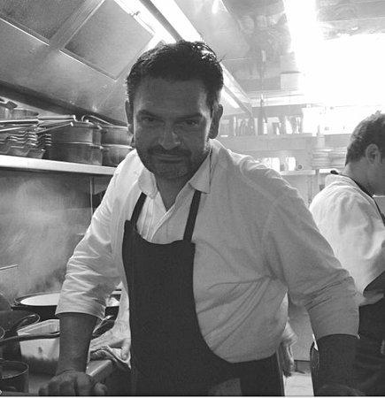 L'Ami Jean: Chef Stephane Jego