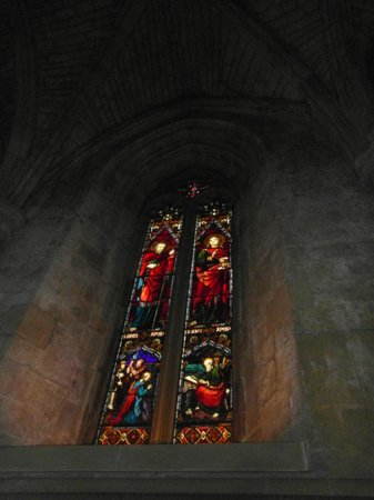 Ripon Cathedral: love this window