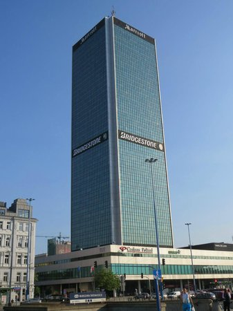 Warsaw Marriott Hotel: hotel
