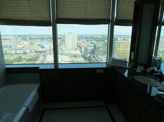 Warsaw Marriott Hotel: view