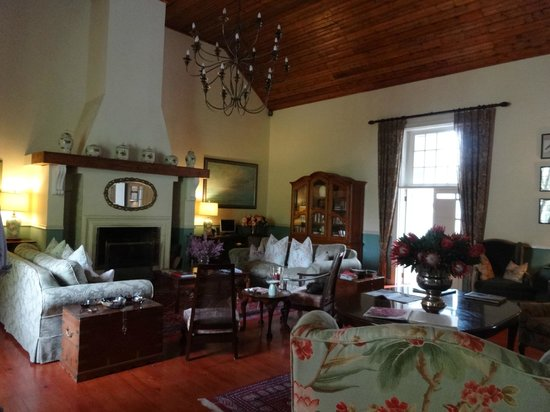 Residence Klein Oliphants Hoek: main room