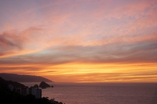 Garza Blanca Preserve, Resort & Spa: room with a view