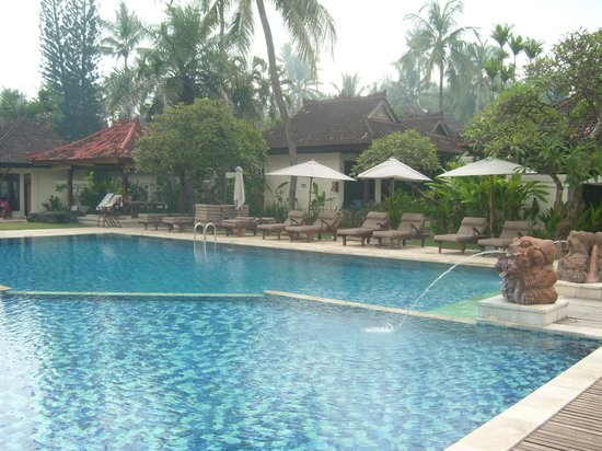Rama Candidasa Resort & Spa : Pool