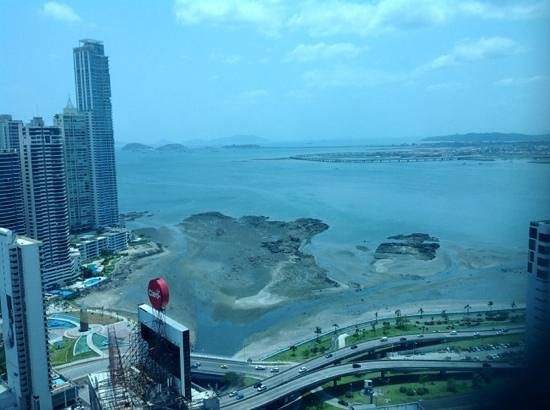 Hard Rock Hotel Panama Megapolis: view from my room!