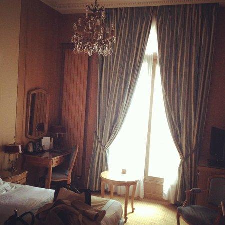 Hôtel Chateau Frontenac: Standard Bedroom - Twin.