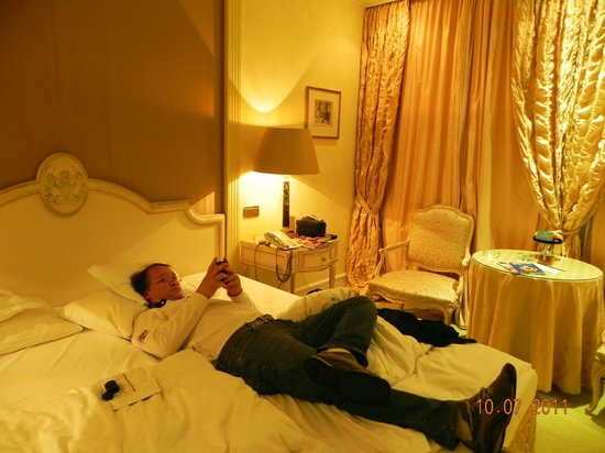 Hotel Koenigshof : Quarto