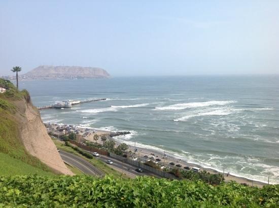 Casa Andina Select Miraflores: The Pacific Ocean, Miraflores, Lima
