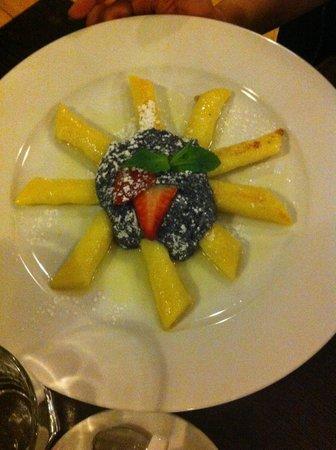 U Kroka : Gnocchi dessert