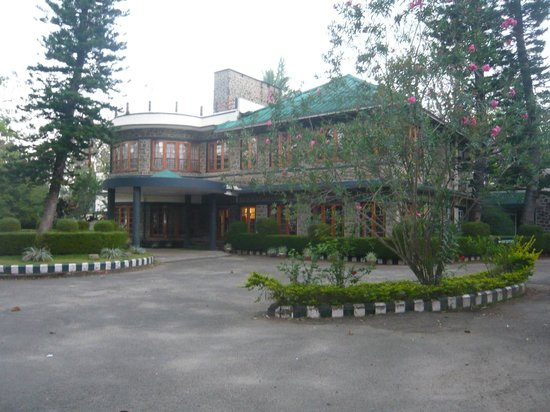Aranya Nivas KTDC: Hotel