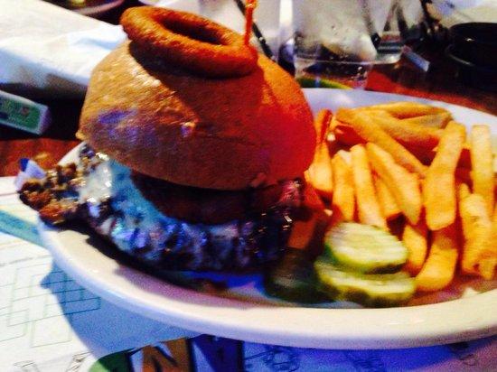 Bottlenecks: Bull Burger... Yumm