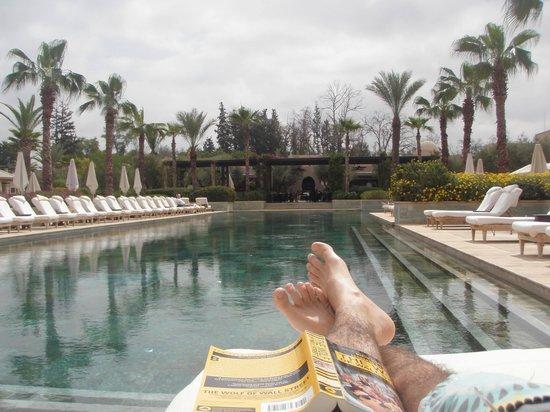 Four Seasons Resort Marrakech: Pool