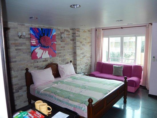 Sabai Sabai at Sukhumvit Hotel: literie de qualité
