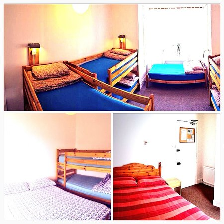 Penzance Backpackers: Rooms