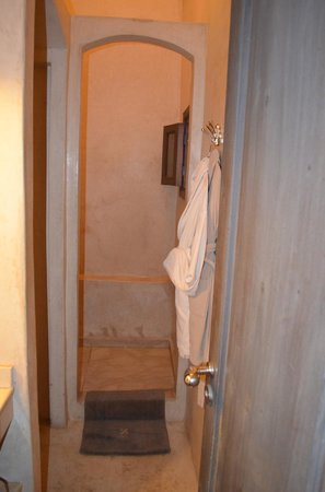 Riad Dar One: Shower area