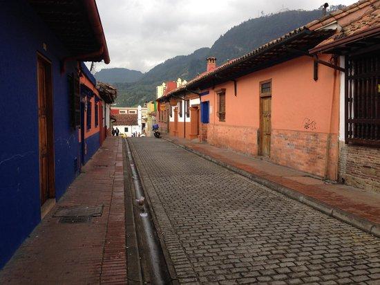 Barrio La Candelaria: La Candelaria