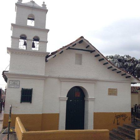 Barrio La Candelaria: Plaza Chorro del Quevedo