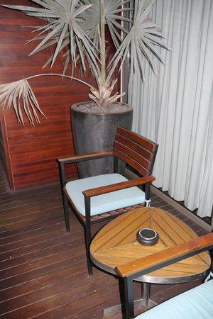 The Quay Boutique Hotel : Balcony