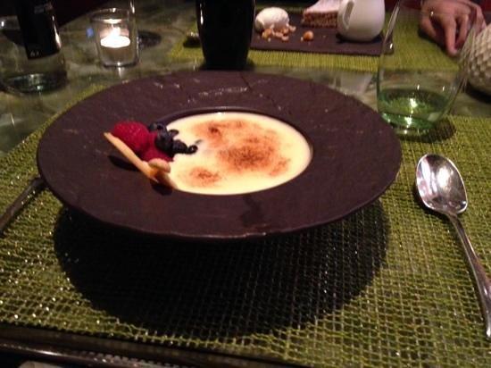 Amaranto Restaurant - Four Seasons Hotel London at Park Lane : amazing dessert